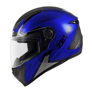 ZEUS ZS-811 AL6 Yamaha BLUE- BLACK FULLFACE