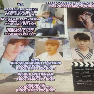 WTT/WTS DIRECTOR CUT SEVENTEEN