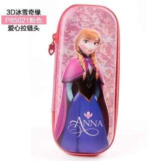 Disney Princess 3D Pencil Case (Pre - Order)