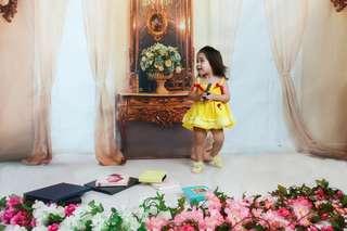 Belle inspired princess dress ☆BRAND NEW☆