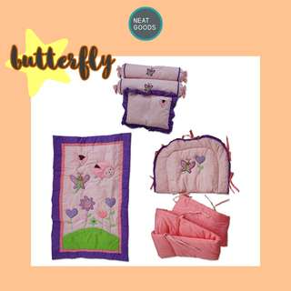 Butterfly Beddings for Baby