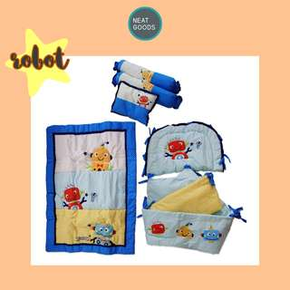 Robot Beddings for Baby
