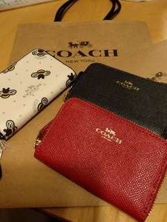 Coach Small Wallet / card holder