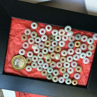 Myanmar Jadeite beads