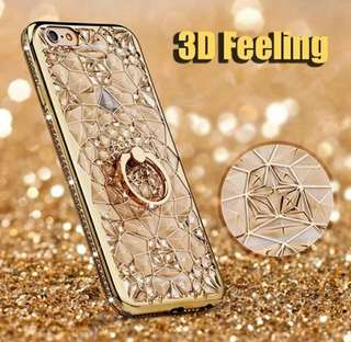 3d feeling phone case samsung s8