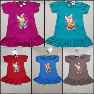 Rm 10 only ! Girl dress 3 years
