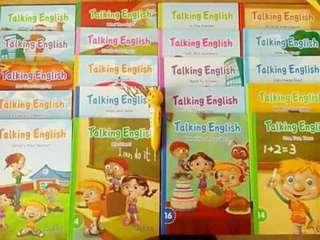 Talking english and logico picollo