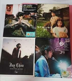 Jay Chou CDs
