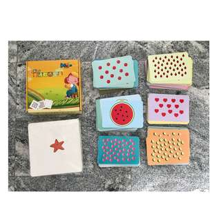 Doman Intelligence Math Dots Cards