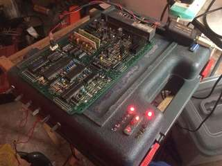 Repair ecu honda obd1
