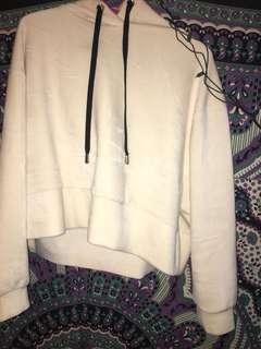 Zara slouchy hoodie