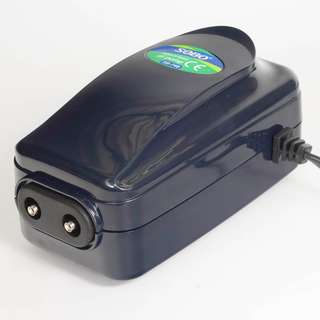 Sebo SB-748 dual outlet air pump with adjustable outflow