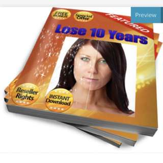 LOSE 10 YEARS