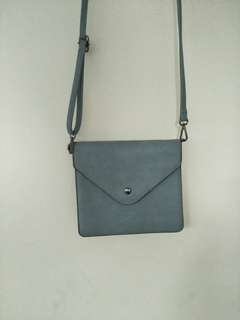 Sportsgirl bag, blue never worn
