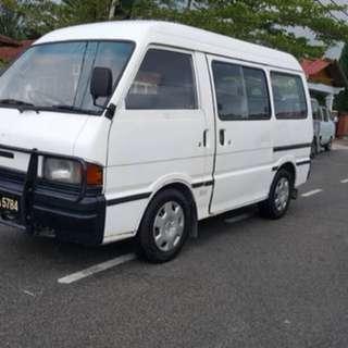 Mazda Bongo 1.4 (m) 1990