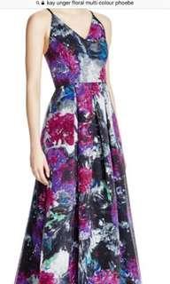 Kay Unger - Multicolour - Size 4