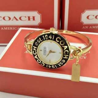 Coach watches
