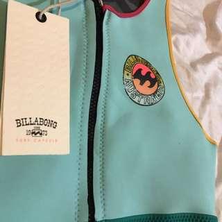 Billabong Wetsuit Crop