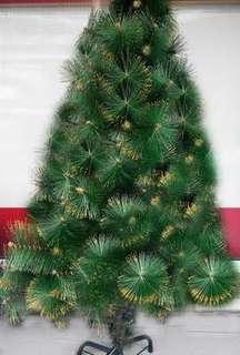 Pohon natal Emas 0,9 meter Murah dan bagus