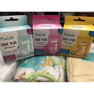 Breastmilk Plastic Storage (SPECIAL EDITION)