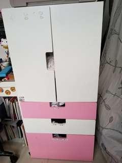 Ikea 兒童衣櫃
