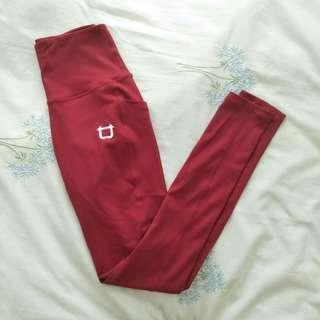 Two tag leggings