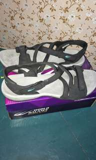 World balance sandals for woman size 11