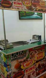 Franchise food cart