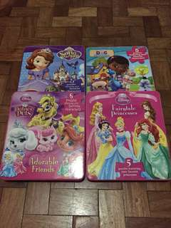 Storybook and Puzzle Bundle