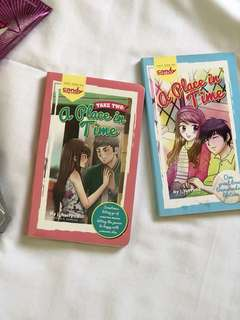 A Place in Time Book 1&2