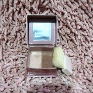 Highlight bronzer benefit