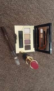 ESTEE LAUDER set lipstick eyeshadow eye pencil