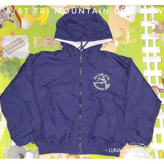 6/8t hooded jacket
