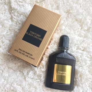 Tom Ford 迷你版 Black Orchid Perfume 4ml