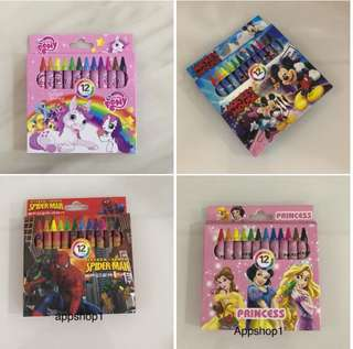 Goody bag (Crayon) - children birthday party collection 🥁🥁
