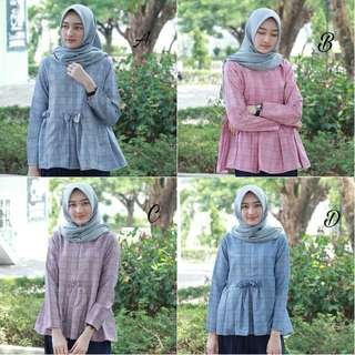 Kemeja New Kaila (BEST SELLER)