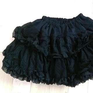 American Apparel Tutu Tulle Skirt