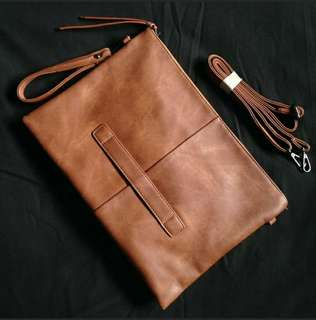Auth F&H Folio Sling Bag