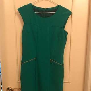 Formal Work Dress (size XS / UK 6)
