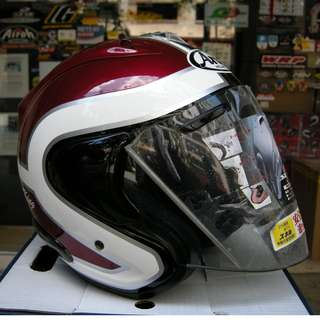 Arai Ram 3 Speed King Maroon ! Ready Stock ! Promo ! Do Not PM ! Kindly Call Us ! Kindly Follow Us !