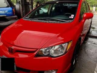 Honda Civic 2008 1.8s
