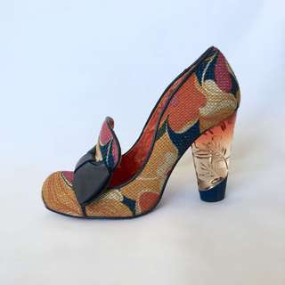 Irregular Choice Sz 40 Heels