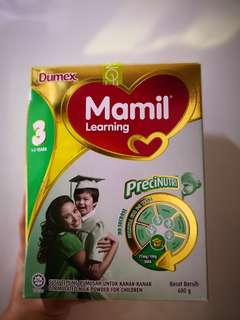 Dumex 3 Mamil Learning 600g