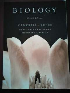 Biology Campbell Reece Eighth Edition