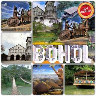 3s2n ALL IN BOHOL WITH COUNTRYSIDE PACKAGE