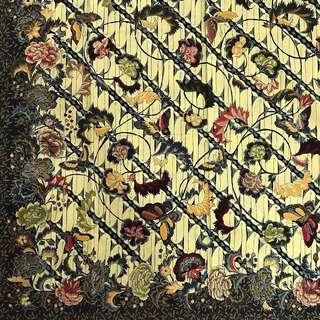 Homemade Hand Written Batik (Batik Tulis)