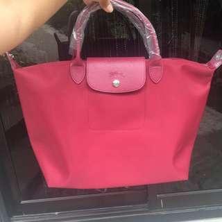 Brandnew! Authentic Longchamp Bag (maroon - medium)