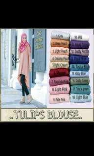 Tulip Blouse (mix ñ match)
