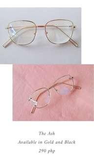 COD Ash Clear Glasses Specs