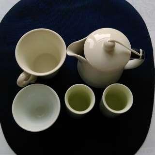 高級品茶組(5件)含運費只要169元